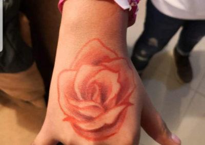 Tattoo Temporales - Triom Tattoo Studio