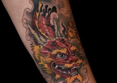 Guillermo Barros - Triom Tattoo Studio
